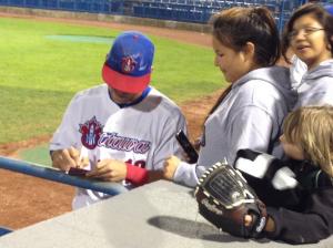 Balls Punctual Brian Dorsett Signed Baseball Spare No Cost At Any Cost Baseball-mlb
